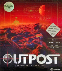 OUTPOST 1 Box Art